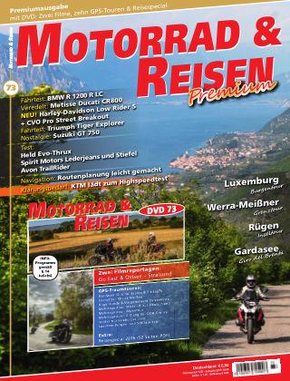 Motorrad & Reisen Ausgabe 73