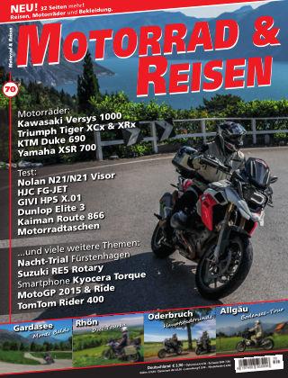 Motorrad & Reisen Ausgabe 70