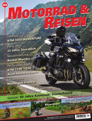 Motorrad & Reisen Ausgabe 69