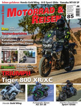 Motorrad & Reisen Ausgabe 85