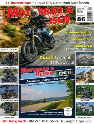 Motorrad & Reisen Ausgabe 86