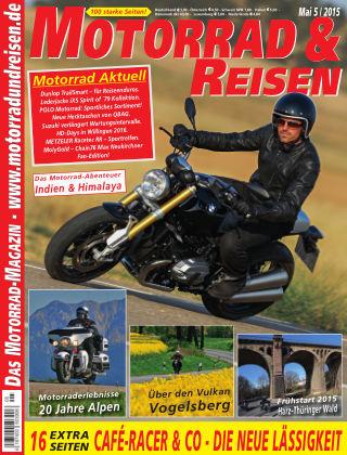 Motorrad & Reisen Ausgabe 05/15