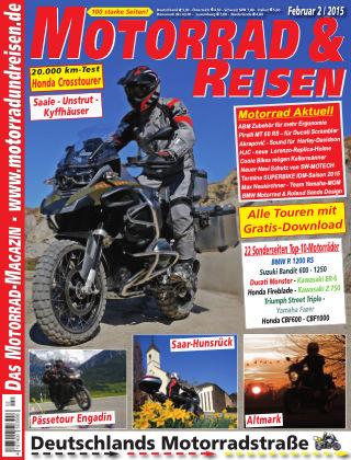 Motorrad & Reisen Ausgabe 02/15