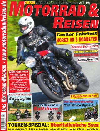 Motorrad & Reisen Ausgabe 07/14