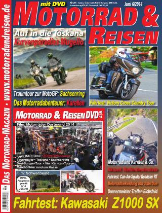 Motorrad & Reisen Ausgabe 06/14