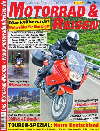 Motorrad & Reisen Ausgabe 03/14