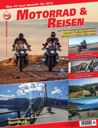Motorrad & Reisen Ausgabe 90