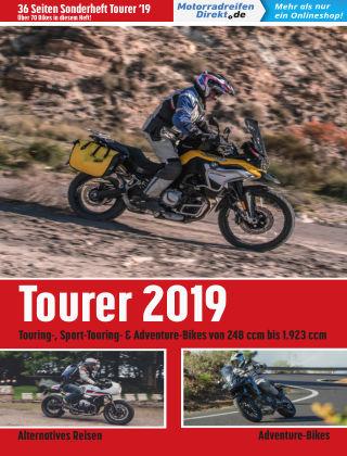 Motorrad & Reisen Sonderheft Tourer