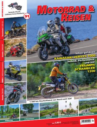 Motorrad & Reisen Ausgabe 91