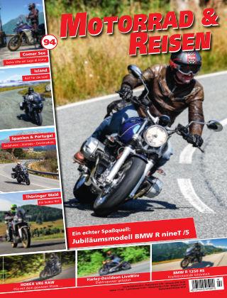 Motorrad & Reisen  Ausgabe 94
