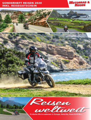 Motorrad & Reisen Reisen weltweit