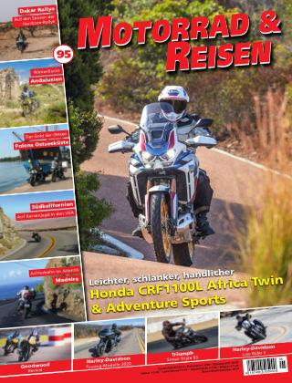 Motorrad & Reisen Ausgabe 95
