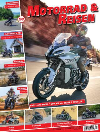 Motorrad & Reisen Ausgabe 97
