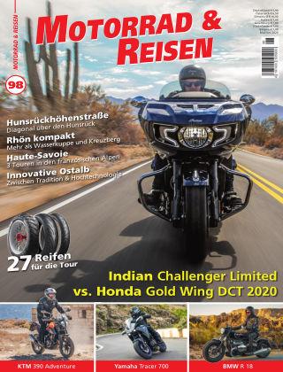 Motorrad & Reisen Ausgabe 98