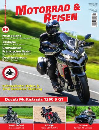 Motorrad & Reisen Ausgabe 99