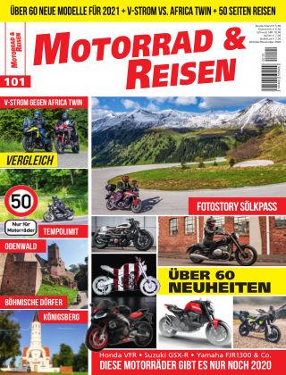 Motorrad & Reisen Ausgabe 101