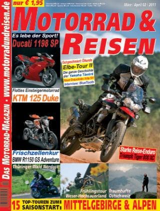 Motorrad & Reisen Ausgabe 02/11