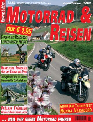 Motorrad & Reisen 01/07