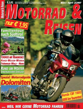 Motorrad & Reisen 02/07