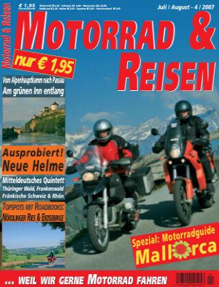 Motorrad & Reisen 04/07