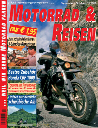 Motorrad & Reisen 05/07