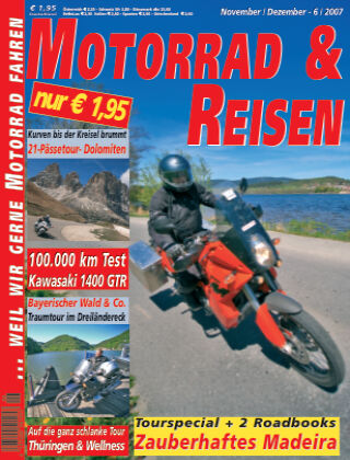 Motorrad & Reisen 06/07