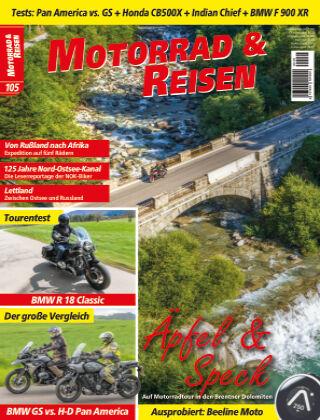 Motorrad & Reisen 105