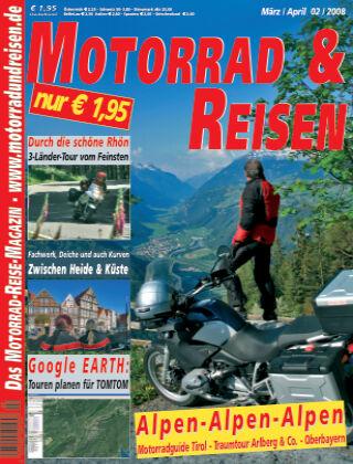 Motorrad & Reisen 02/08