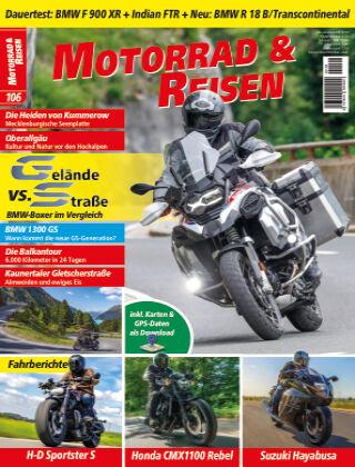 Motorrad & Reisen 106