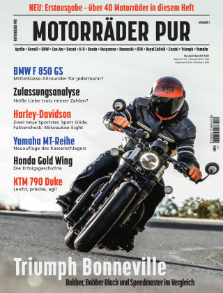 Motorräder PUR #1