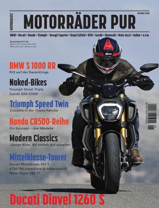Motorräder PUR 01/2019
