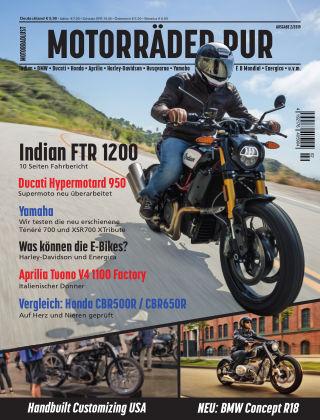 Motorräder PUR 02/2019