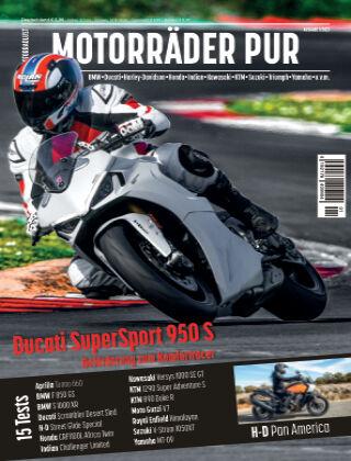 Motorräder PUR 01/2021