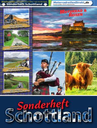 Motorrad & Reisen Sonderheft Schottland