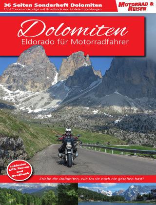 Motorrad & Reisen Sonderheft Sonderheft Dolomiten