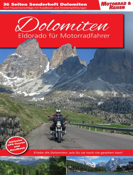 Motorrad & Reisen Sonderheft June 30, 2019 00:00