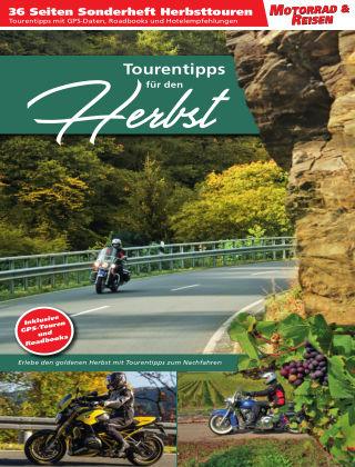 Motorrad & Reisen Sonderheft Sonderheft Herbst