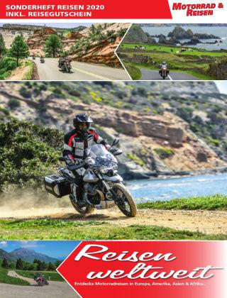 Motorrad & Reisen Sonderheft Reisen weltweit