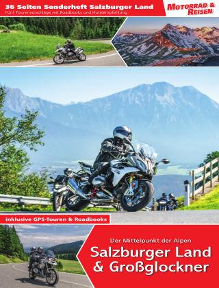 Motorrad & Reisen Sonderheft Salzburger Land