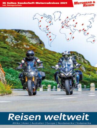 Motorrad & Reisen Sonderheft Motorradreisen 2021