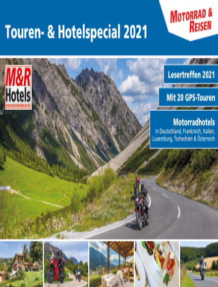 Motorrad & Reisen Sonderheft