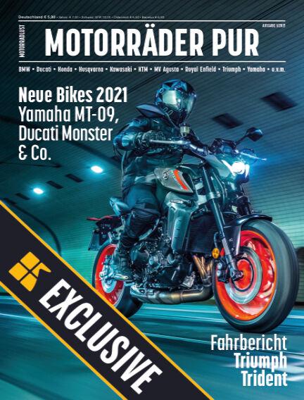 Motorräder PUR Readly Exclusive December 24, 2020 00:00