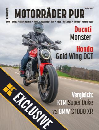 Motorräder PUR Readly Exclusive Ducati Monster