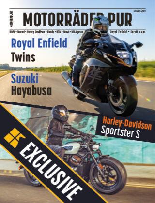 Motorräder PUR Readly Exclusive Suzuki Hayabusa