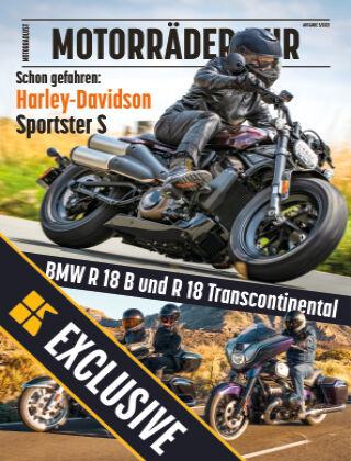 Motorräder PUR Readly Exclusive 05/2021