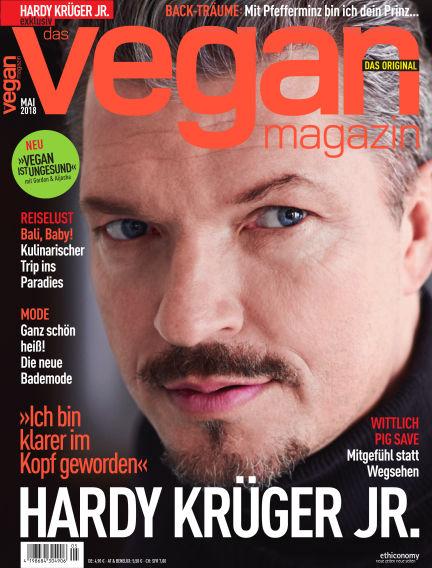 das vegan magazin May 02, 2018 00:00