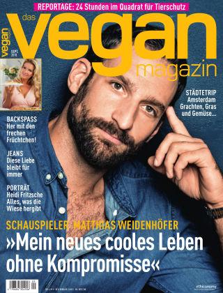 das vegan magazin 09/2018