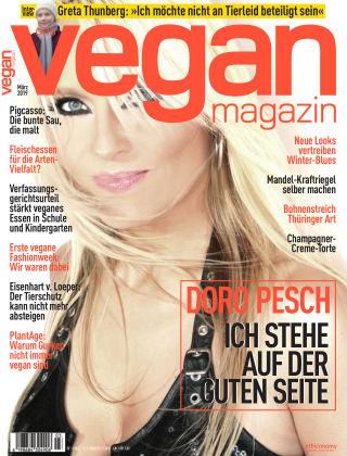 das vegan magazin 03/2019