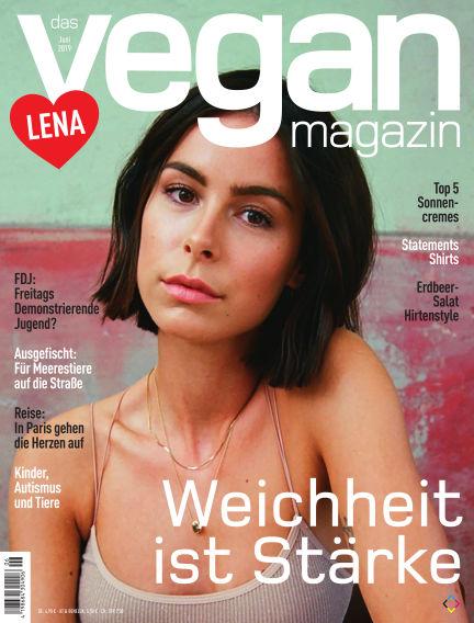 das vegan magazin June 03, 2019 00:00
