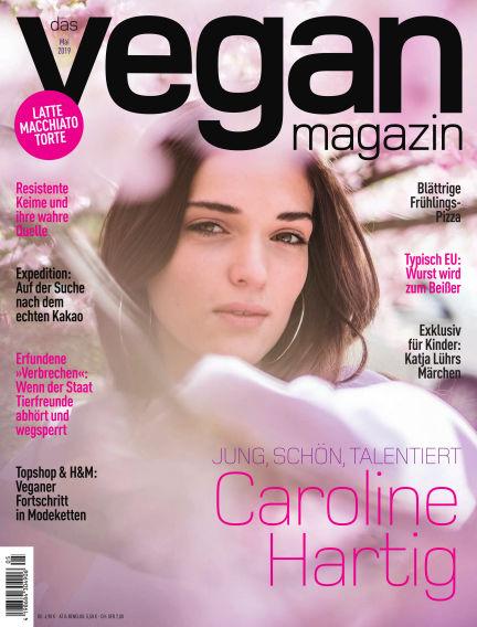 das vegan magazin May 01, 2019 00:00